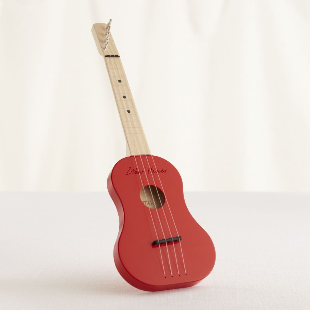 Soprano Ukulele (Red)