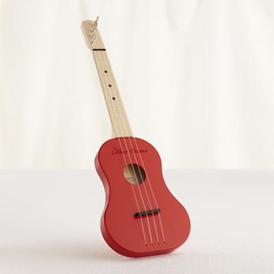 Music_Soprano_Ukulele_Red