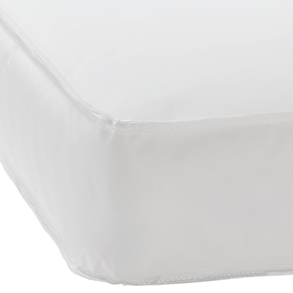 Naturepedic No-Compromise Organic Cotton Classic 150 Crib Mattress&lt;br />