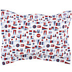 Nautical Print Sham