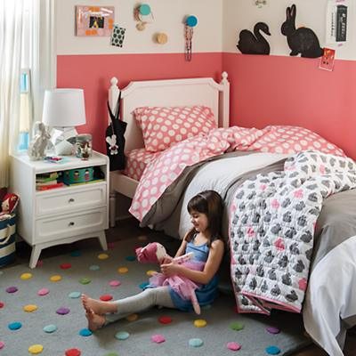Hop to It Kids Bedding