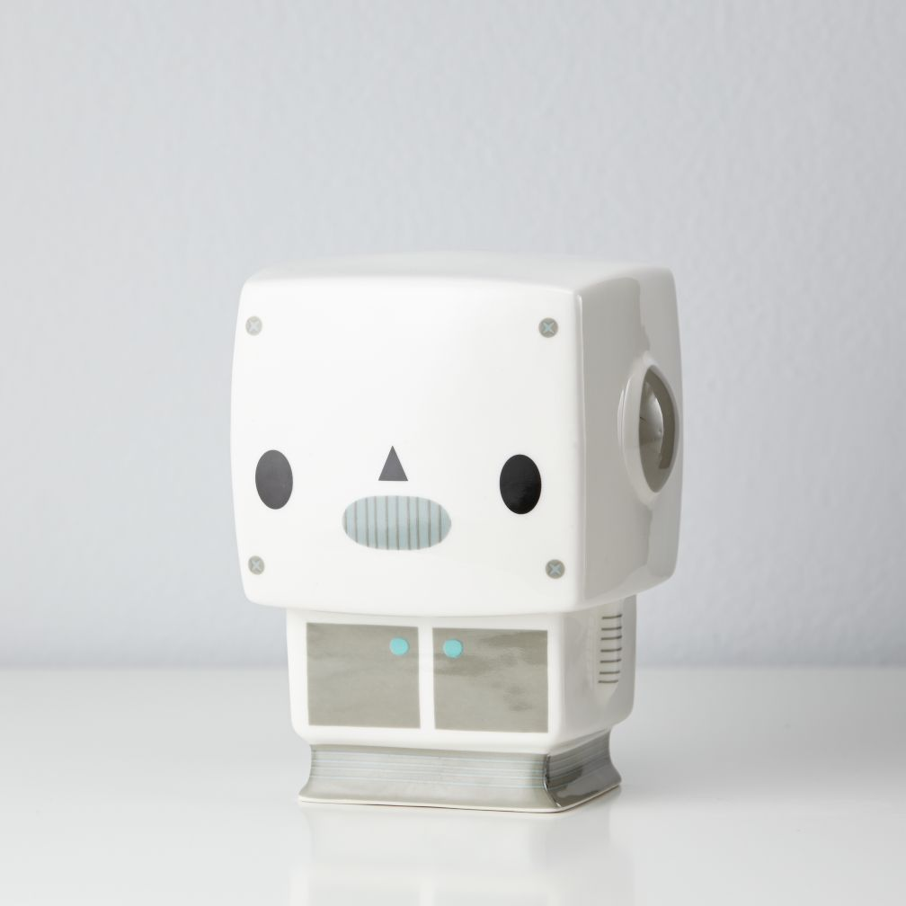 Bedtime Buddy Nightlight (Robot)