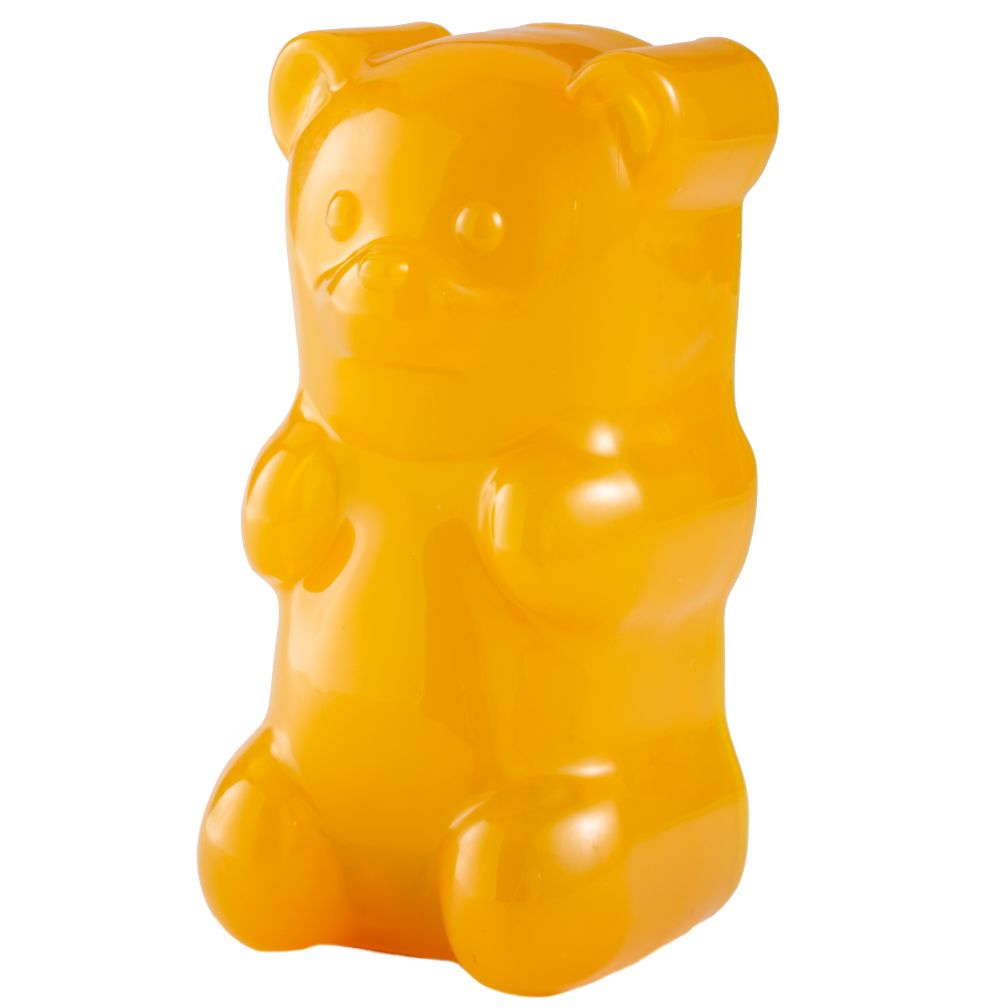 Gummy Bear Nightlight (Orange)