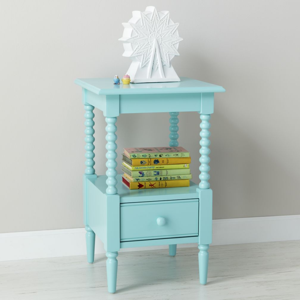 Jenny Lind Nightstand (Azure)