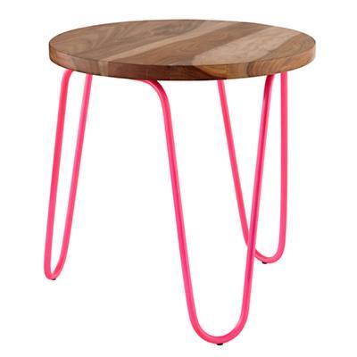 Neon Nightstand (Hot Pink)