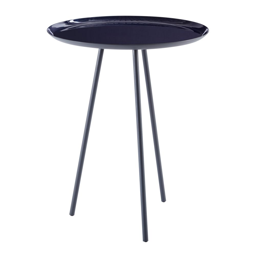 Precious Metal Nighstand (Navy)