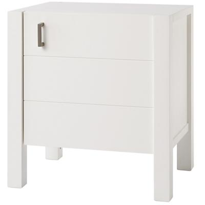 Uptown Nightstand (White)