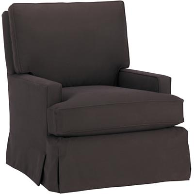 Mod Nod Swivel Glider (Chocolate)
