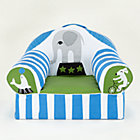 Blue Circus Nod Chair Cover