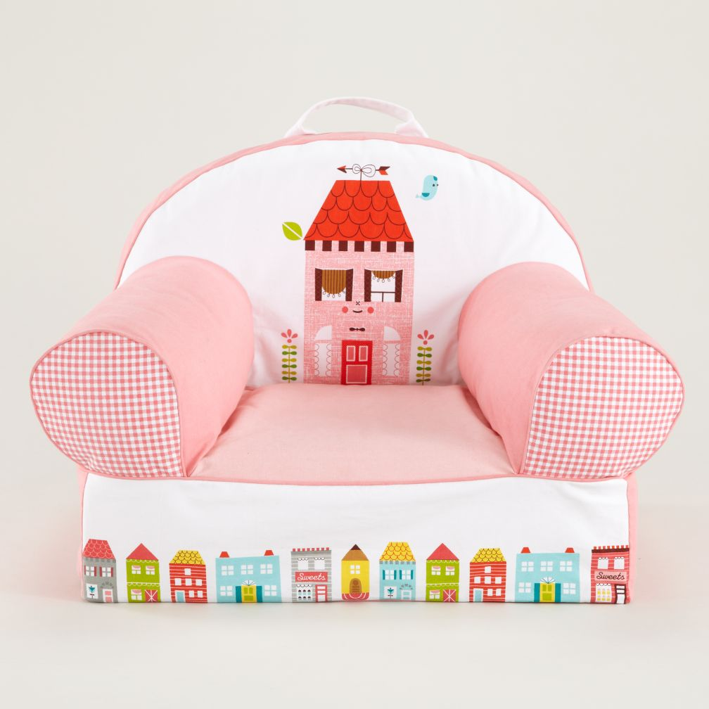 Little House Nod Chair Cover