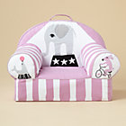 Pink Circus Nod Chair includes Cover and Insert