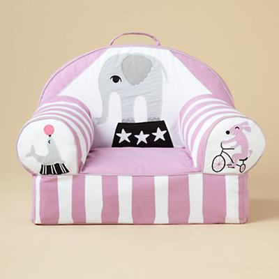 Circus Nod Chair Cover (Pink)