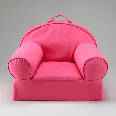 Pink Nod Chair