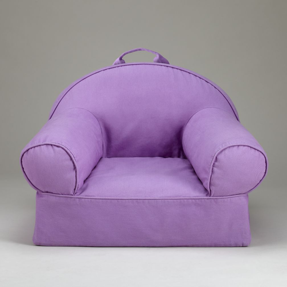 Lavender Nod Chair Cover