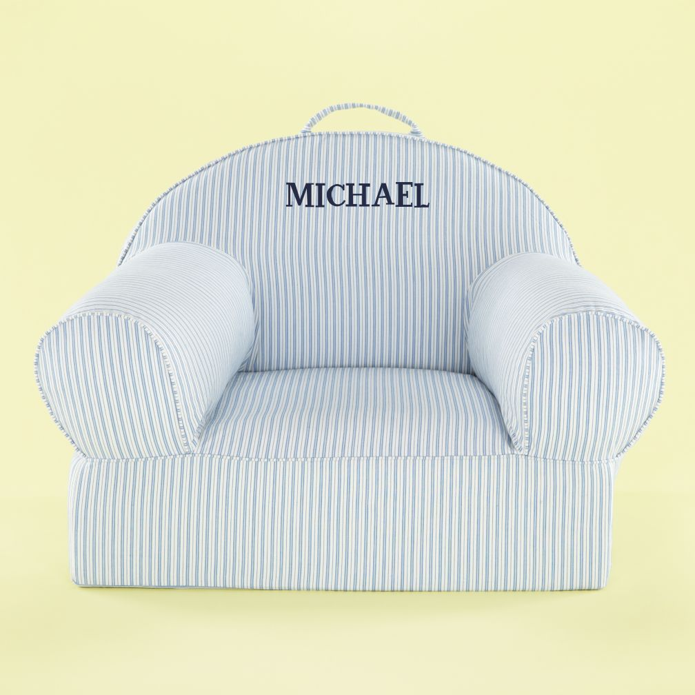 Ticking Nod Chair (Blue)