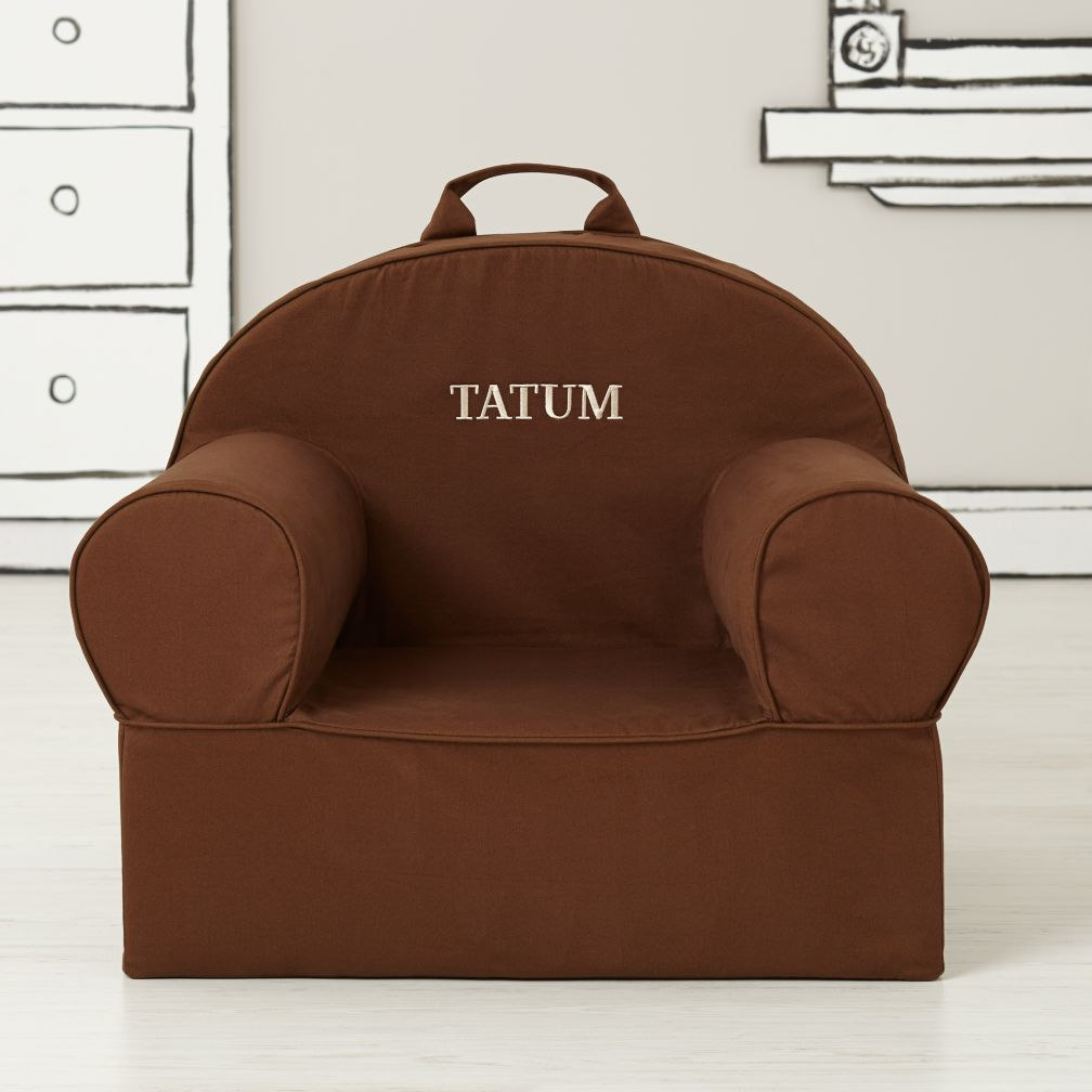 Executive Personalized Nod Chair (Brown)