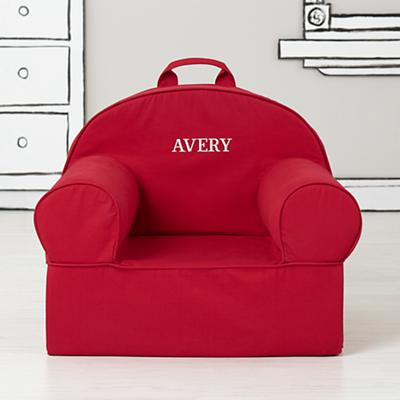 Executive Personalized Nod Chair (Red)
