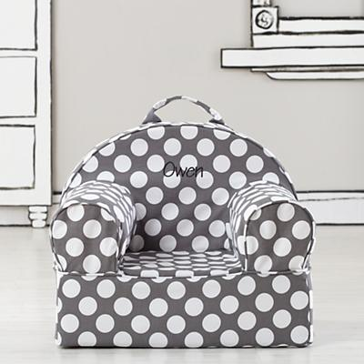 Personalized Entry Level Nod Chair (Grey Dot)