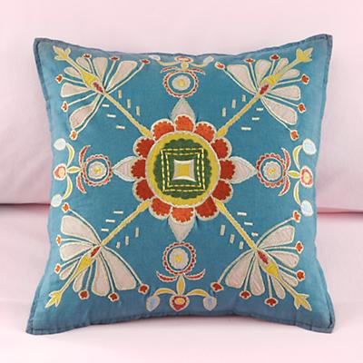 Petal Et Al Throw Pillow Cover