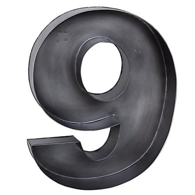 Magnificent Metal Number 9