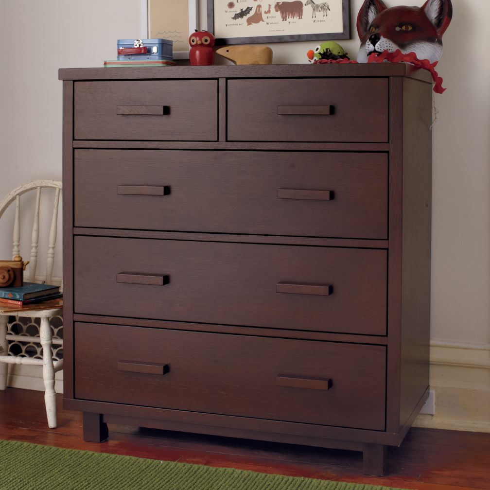 Oak Park Elementary 2-Over-3 Dresser