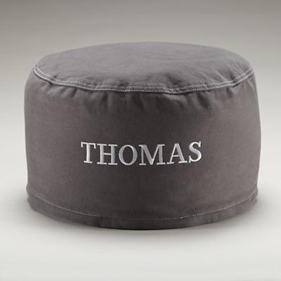 Grey Personalized One-Seater Cover