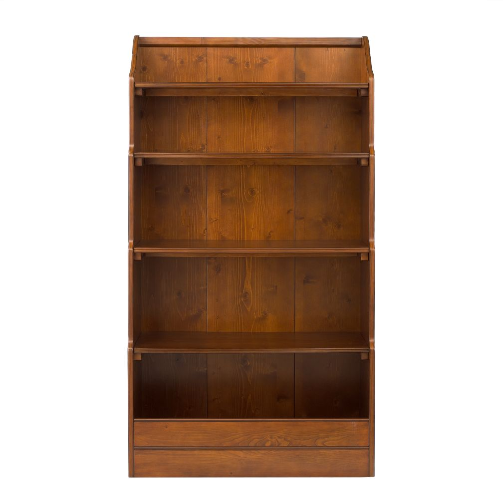 60&quot; Bankable Bookcase (Chocolate)