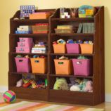 "Bankable Bookcase, 60"" (Chocolate)"