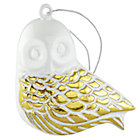 Owl Arctic Ornament