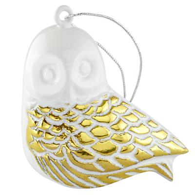Arctic Ornament (Owl)