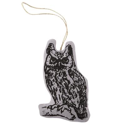 Owl Menagerie Ornament