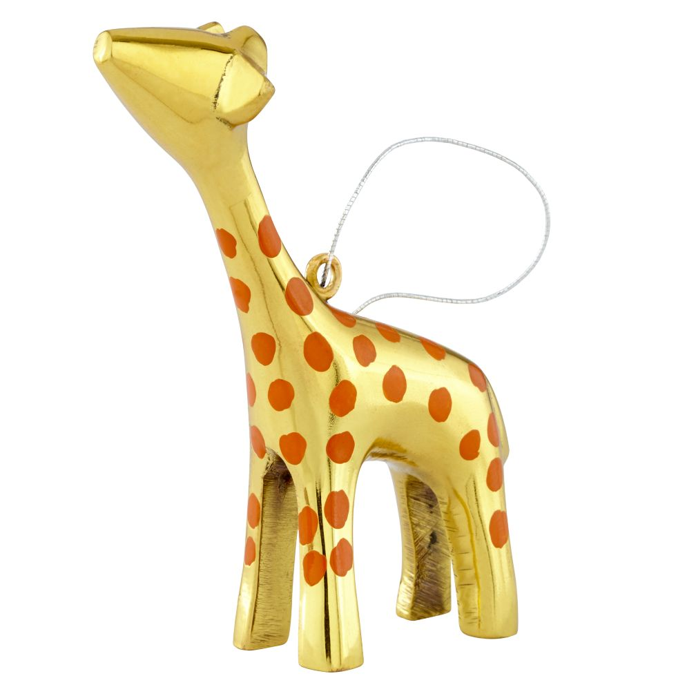 Giraffe Christmas Ornament | Home Decorating, Interior Design ...