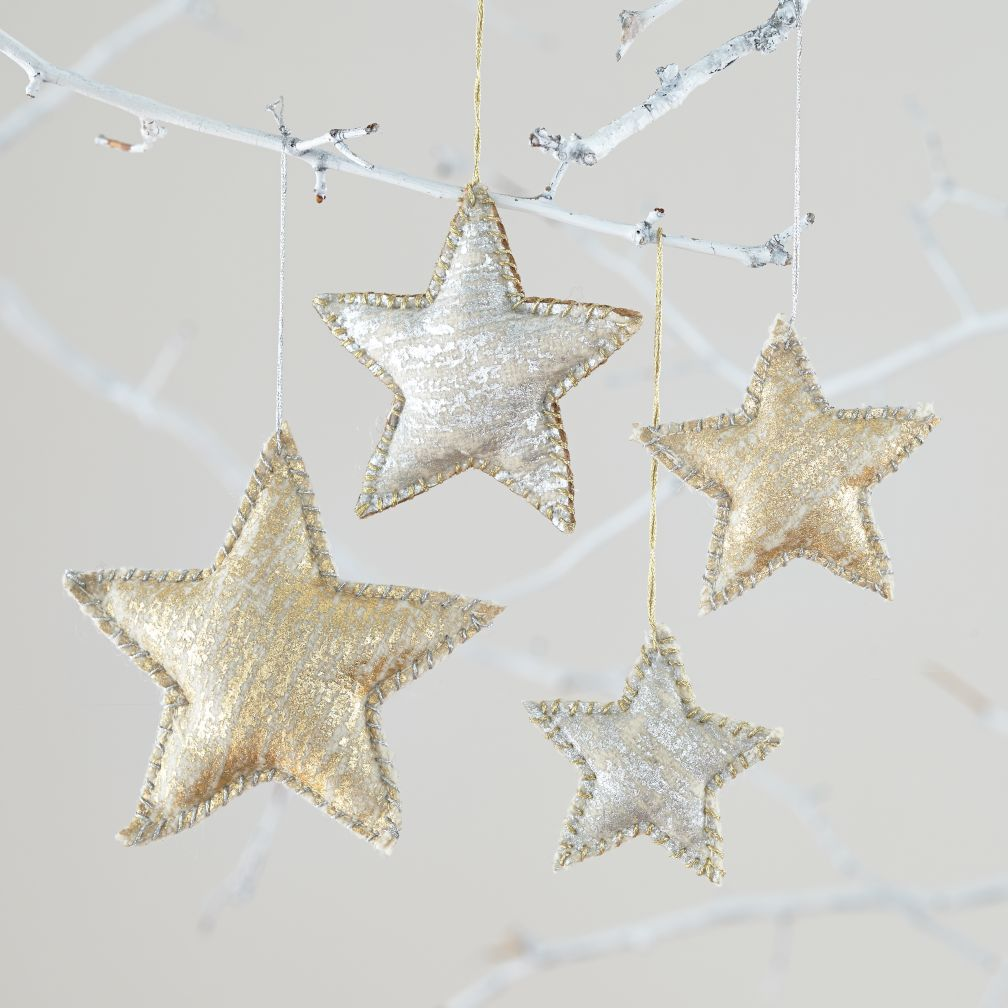 Nightfall Ornaments (Set of 4)
