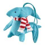 Wintersaurus Ornament (Aqua)