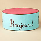 Paris Ottoman includes Cover and Insert
