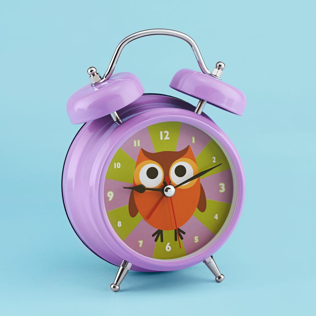 Owl Alarm Clock