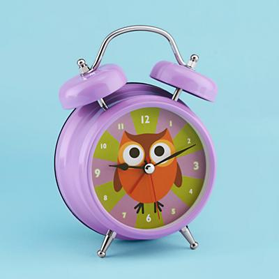 OwlAlrmClock
