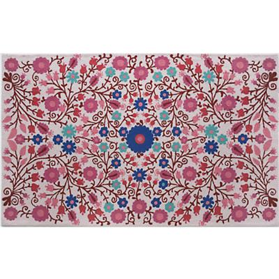 Better Floors and Gardens Rug (Pink)
