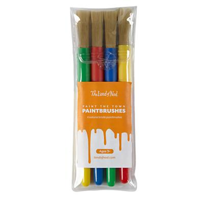 Paint the Town Paint Brushes (Set of 4)
