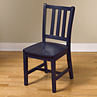 "Midnight Blue Desk ChairFloor to Seat: 18"" H"