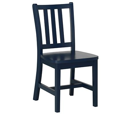 Midnight Blue Parker Play Chair