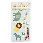Animal Parade Wall Stickers