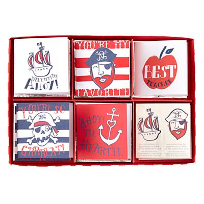 Valentine's Day Card Set (Pirate)