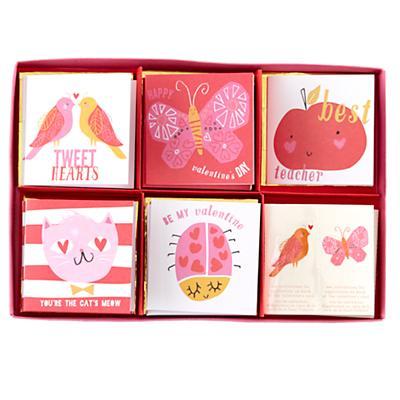Valentine's Day Card Set (Heart)