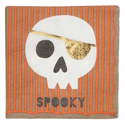 Halloween Party Napkins (Set of 16)