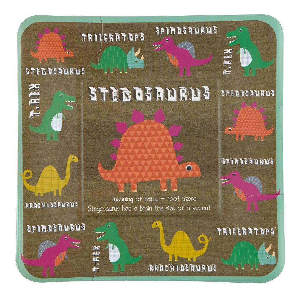Roarrrr! Dinosaur Party Plates