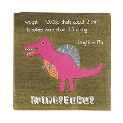 Roarrrr! Party Napkins (Set of 20)