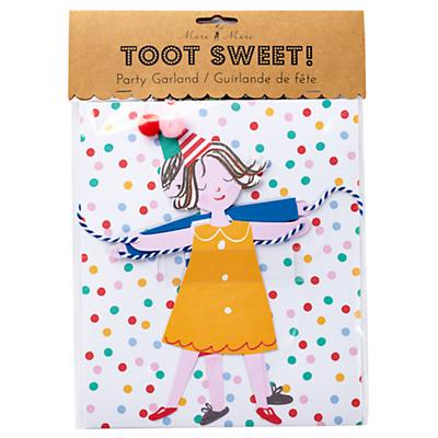 Toot Sweet Child Garland