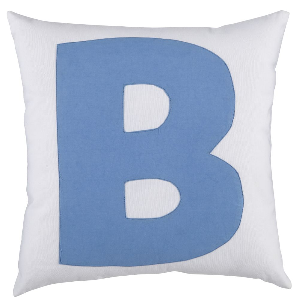 ABC &quot;B&quot; Pillow