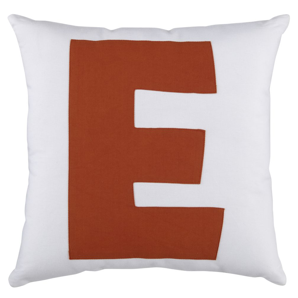 ABC &quot;E&quot; Pillow